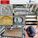 Personnalisation! 5.5kw Stone Sculpture Carving 3D Granite Router Jade Glass Machine de gravure CNC