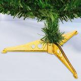 Ofício e presente artificiais baratos do Natal da árvore de Natal do PVC do verde