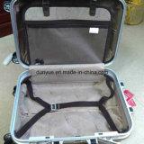Алюминиевый мешок вагонетки способа рамки, таможня делает PC материальный случай багажа перемещения с колесами