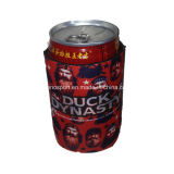 ネオプレンのカスタムロゴ(SNCC64)のFoldable缶ビールのクーラー