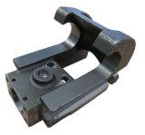Präzisions-Gussteil-Aufbau-Teile mit Stahlmaterial