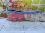 Constructeurs des sacs cousus par PVC transparents personnalisés par professionnel