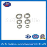 Rondelle de pression des pièces de machines DIN127/à plat rondelle (DIN127)