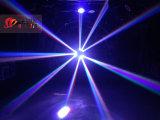 iluminación de la etapa ligera de la viga del deporte de 9PCS 10W LED