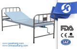 Edelstahl-einzelnes manuelles Bett