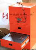 라디오 셔틀 자동적인 벽돌쌓기 및 선반설치 시스템