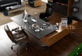 새로운 현대 가죽 PVC 사무실 행정상 책상 (V5)
