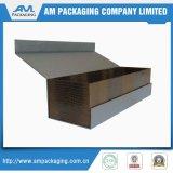 Rectángulo de papel de empaquetado plegable de la alta calidad