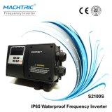 2,2 kW monofásico construido en el filtro EMC accionamiento de velocidad variable
