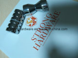 BH-19 cilindrische Knop, het Tweezijdige Glijdende Handvat van de Deur van het Glas