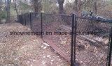 球公園のための保護されたProductspvcの上塗を施してあるチェーン・リンクの塀