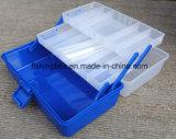 [2-تري] يخلي تغطية بلاستيك ينظّم صندوق