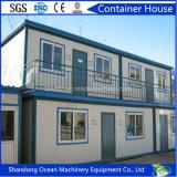 Casa prefabricada de la casa de la casa móvil modular del envase para la venta