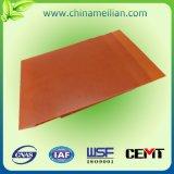 Cartón prensado del aislante de la baquelita de la resina de epoxy 380