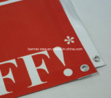 im Freiendas bekanntmachen Blocken-heraus der hohen Auflösung-13oz Vinylfahne (SS-VB108)