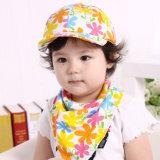 Sombrero puro del bebé de 14018 juegos del color