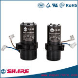 110VAC 88-106mfd CD60 Motorstartkondensator-elektrolytischer Aluminiumkondensator