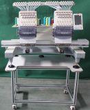 2개의 헤드에 의하여 전산화되는 모자, t-셔츠 및 편평한 자수 기계 Wy902c/Wy1202c