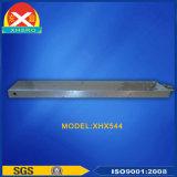 Dissipatore di calore della lega di alluminio del condotto termico di Cusotomized fatto di 6063