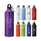 Изготовленный на заказ бутылка воды спорта нержавеющей стали логоса для Bike