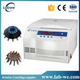 Máquina de la centrifugadora de la sangre