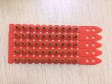 Красный цвет. 27 нагрузок порошка нагрузки порошка прокладки нагрузки калибра пластмассы 10-Shot S1jl калибра