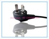 Cuerda eléctrica estándar de la corriente ALTERNA del Ce del CCC