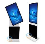 LCD, der Bildschirmanzeige, androiden Screen-Kiosk, Fußboden-Standplatz-Digitalsignage-Spieler bekanntmacht