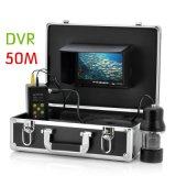 """50m Kabel 7 """" LCD-Unterwasserfischen-Kamera mit DVR Funktion"""