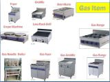 Matériel commercial de restauration d'acier inoxydable avec le certificat de la CE