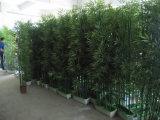 Искусственние Bamboo бамбуки декора сада вала