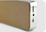 Spreker Bluetooth van de Legering van het zink de Stereo Actieve Draadloze Professionele
