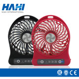 Bunter Ministandplatz-Tischventilator-Luftkühlung-Plastikventilator