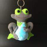 Personnaliser le jouet r3fléchissant de sûreté de forme de grenouille pour le cadeau de promotion