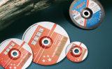 樹脂の担保付きの切断ディスクの115X3.0X22.2mm