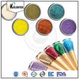 Glitter Flakes Nail Art Powder, Glitter coloré à vendre
