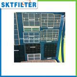 ファンフィルターユニットのためのナイロン網フィルター使用
