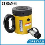 단 하나 임시 안전 로크 너트 유압 들개 Pankcake 또는 기계적인 로크 너트 액압 실린더