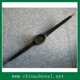 Ferramenta Agrícola Hot Sale Railway Steel Pickaxe Head