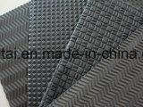 Het in reliëf gemaakte Antislip Enige Blad van de Schoen van EVA voor het Sandelhout van Sporten