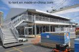 Doppia/del ponte tenda triplice di grande evento di alluminio 10X10 per la festa nuziale da vendere