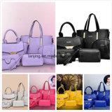 Le donne hanno impostato la borsa di modo della borsa della cartella del sacchetto di spalla 6PCS