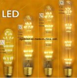 Luz da câmara de ar do diodo emissor de luz da câmara de ar de vidro T185 com compatibilidade electrónica do CE