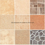 Badezimmer-rustikale Marmorsteinfußboden-Fliese