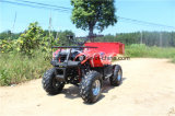 Rojo Mini Jeep 4 tiempos motor de ATV