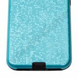 Bonito Anti-Rasguñar 2 en 1 caja del teléfono celular para el iPhone 6