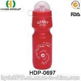 2017 de hete PE van Biking BPA Vrije Flessen van het Water van de Sport van Plasitc (hdp-0697)