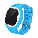 GPS Watch with Sos, Two Way Call, Real Time Tracking, adequado para crianças / idosos (GPT18)