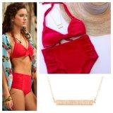 Wäsche-Bikini-Badeanzug-Badeanzug-Strand-Abnützung-Dame Triangle Swimwear