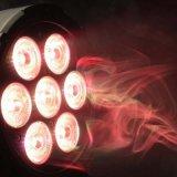 PARIDADE interna do diodo emissor de luz de PAR56 7X10W 4in1 para a iluminação do estágio